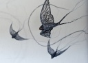 Wire Sculpture - Creature Features!