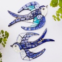 Mosaic Swallows