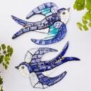 Mosaic Swallows