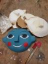 Mug Shots - mask making and face sculpture